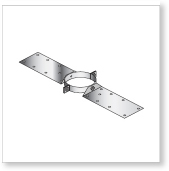 Roof Support Stainless Steel Band