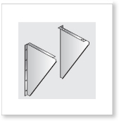 Wall Support Side Plate