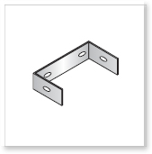 Single Wall Stainless Steel Flue Support Components