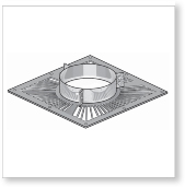 Support Plate (Vent)