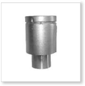 Selkirk IL Insta-Lock Flue Fittings, Appliance Increaser