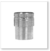 Selkirk IL Insta-Lock Flue Fittings, Draft Hood Connector